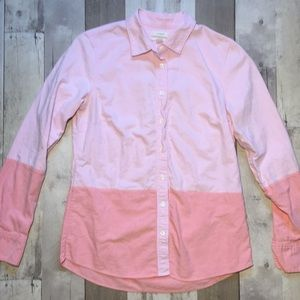 J.crew button up shirt